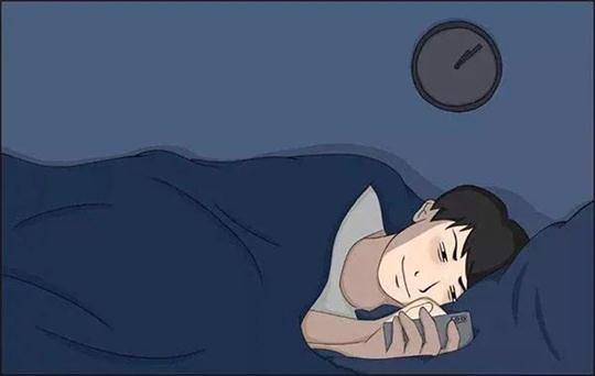 九吉公姜母茶|熬夜和不熬夜的人,区别究竟有多大? 第6张图片